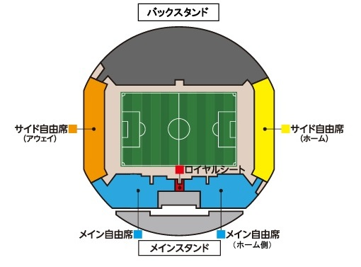 【NL第8節】 試合観戦チケット販売について