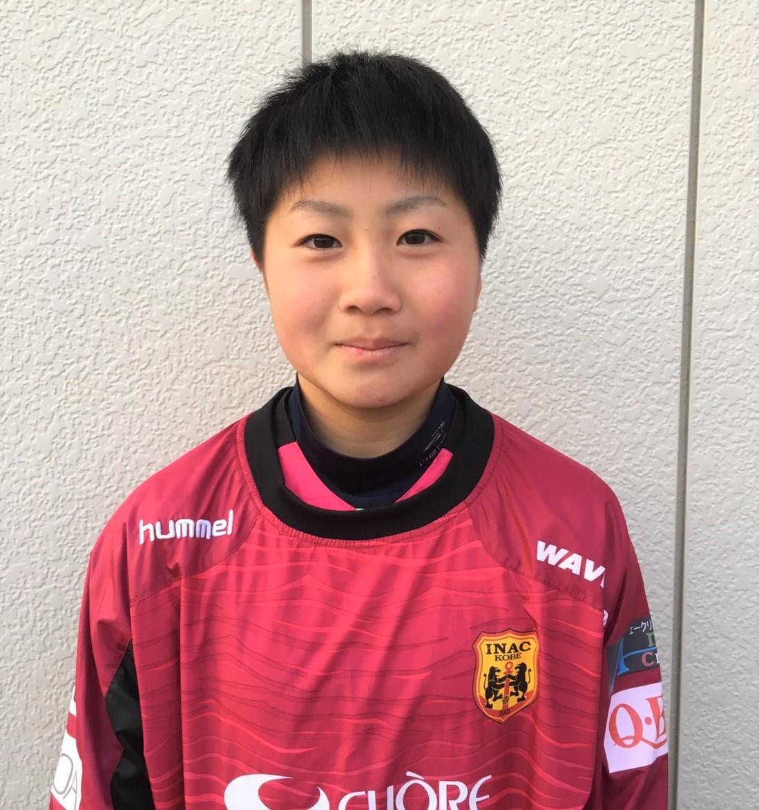 U-17日本女子代表候補トレーニングキャンプ(9/24~27@静岡)に山崎愛海選手が招集されました
