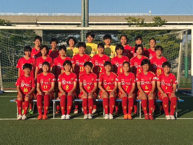 【U-15】JFA第24回全日本U-15女子サッカー選手権大会の結果